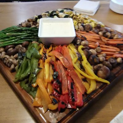 Grilled Vegetable Platter GT 1
